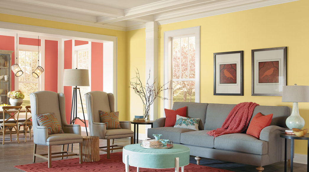 Leslie Moore Paint Color Home Makeover Consultant