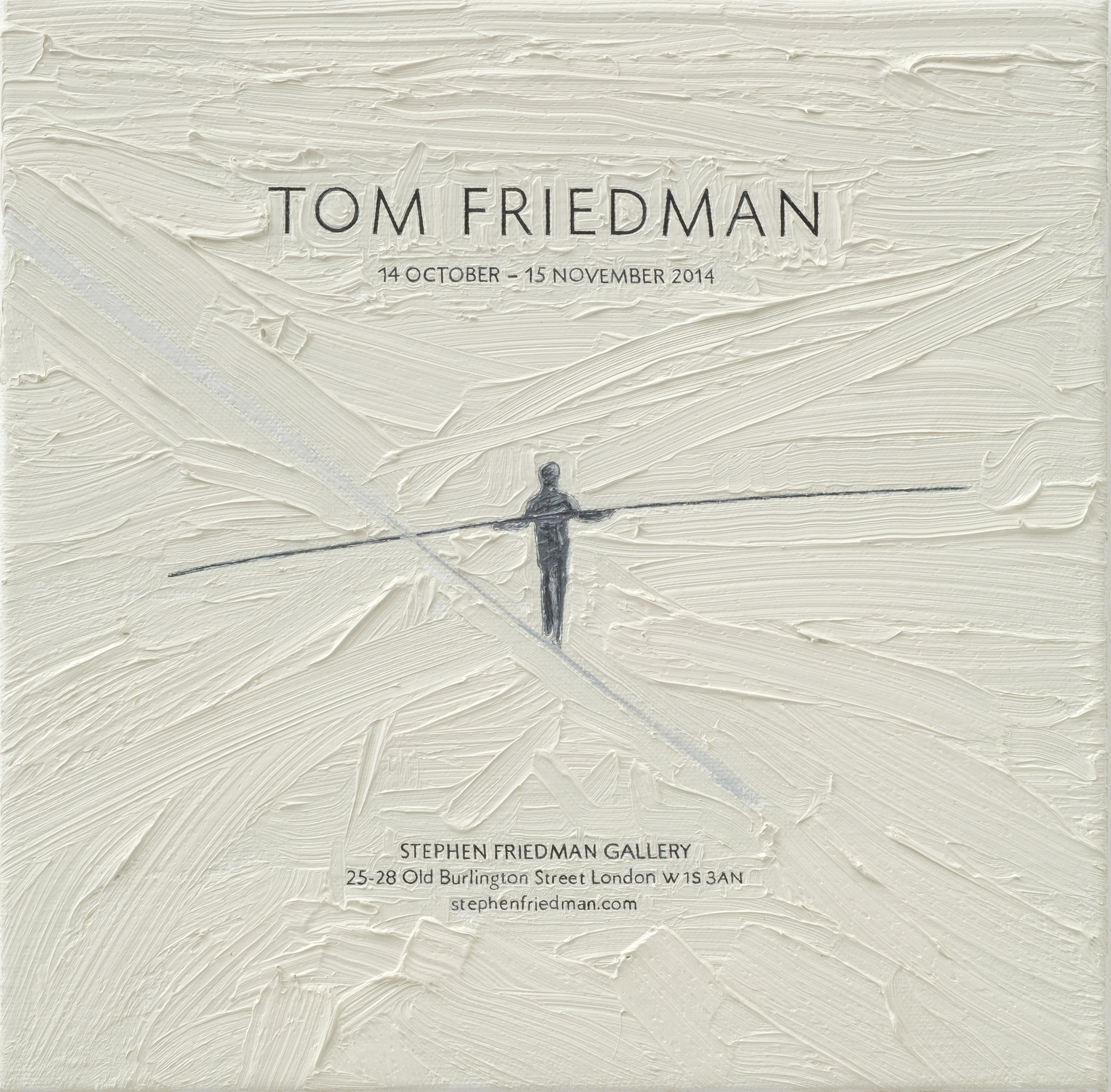 Tom Friedman at Stephen Friedman