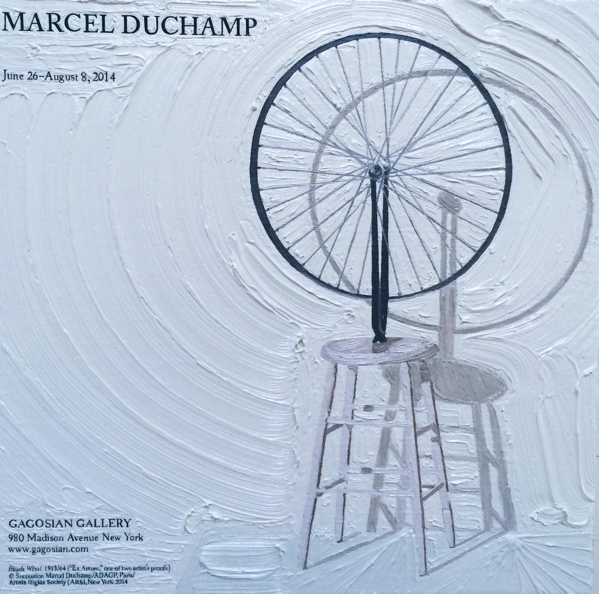Marcel Duchamp at Gagosian