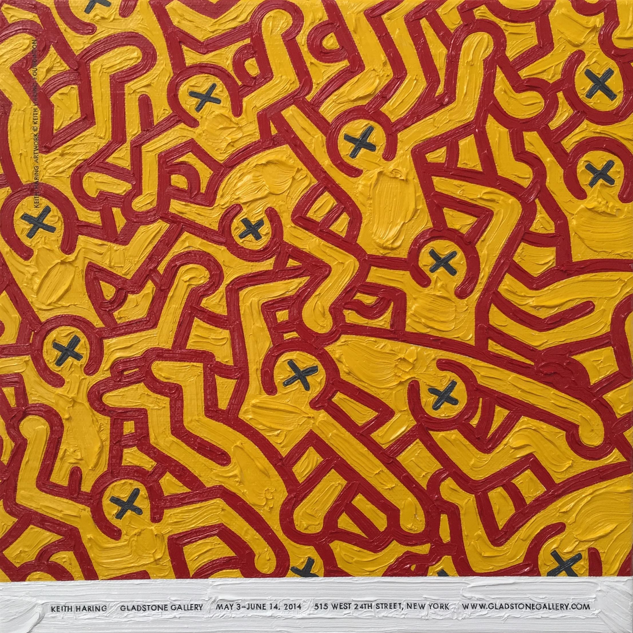 Keith Haring at Gladstone