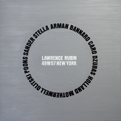 Arman at Lawrence Rubin