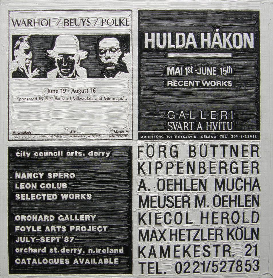 Warhol Beuys Polke at Milwaukee Art Museum