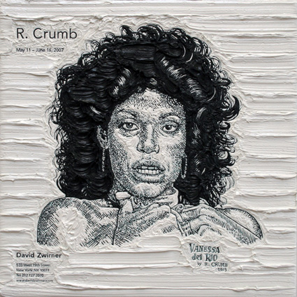 Robert Crumb at David Zwirner