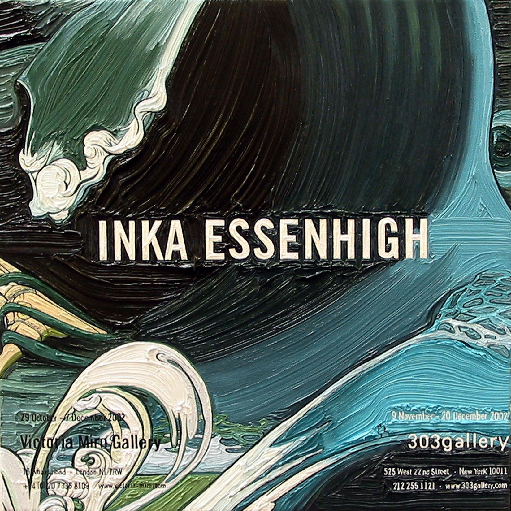 Inka Essenhigh at Victoria Miro and 303