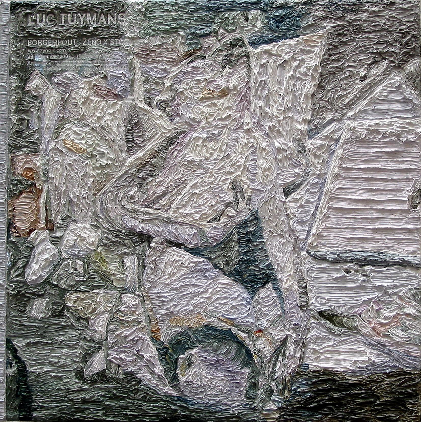 Luc Tuymans at Zeno X