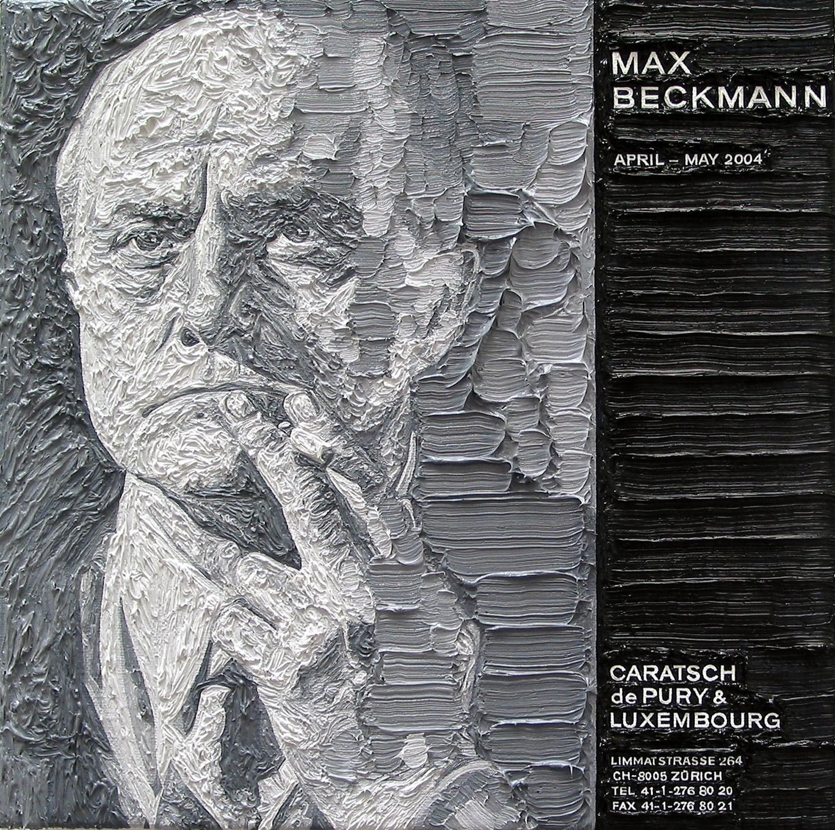 Max Beckmann at Caratsch dePury & Luxembourg