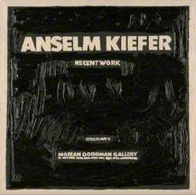 Anselm Kiefer at Marian Goodman