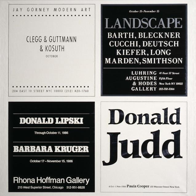 Clegg& Guttman at Jay Gorney Modern Art