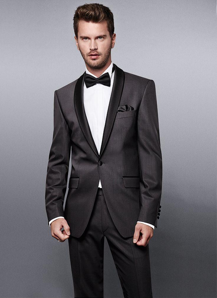 Slim-fit Lightweight Wool Shawl Collar Dinner Suit to buy £499