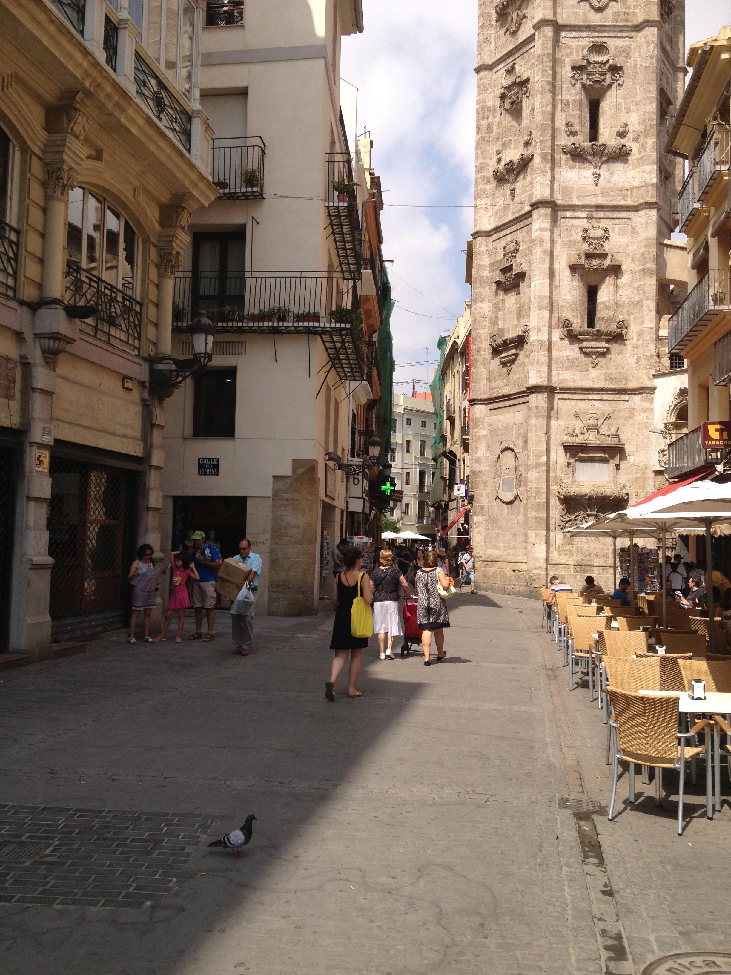 Whores in Valencia