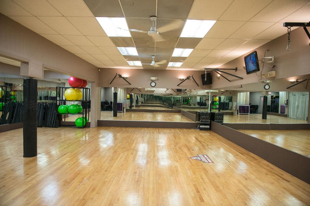 Harbor Fitness Bay Ridge Group Fitness Room