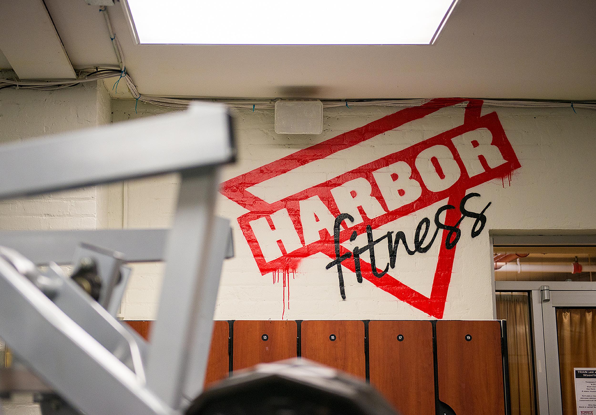 Harbor Fitness Park Slope Interior