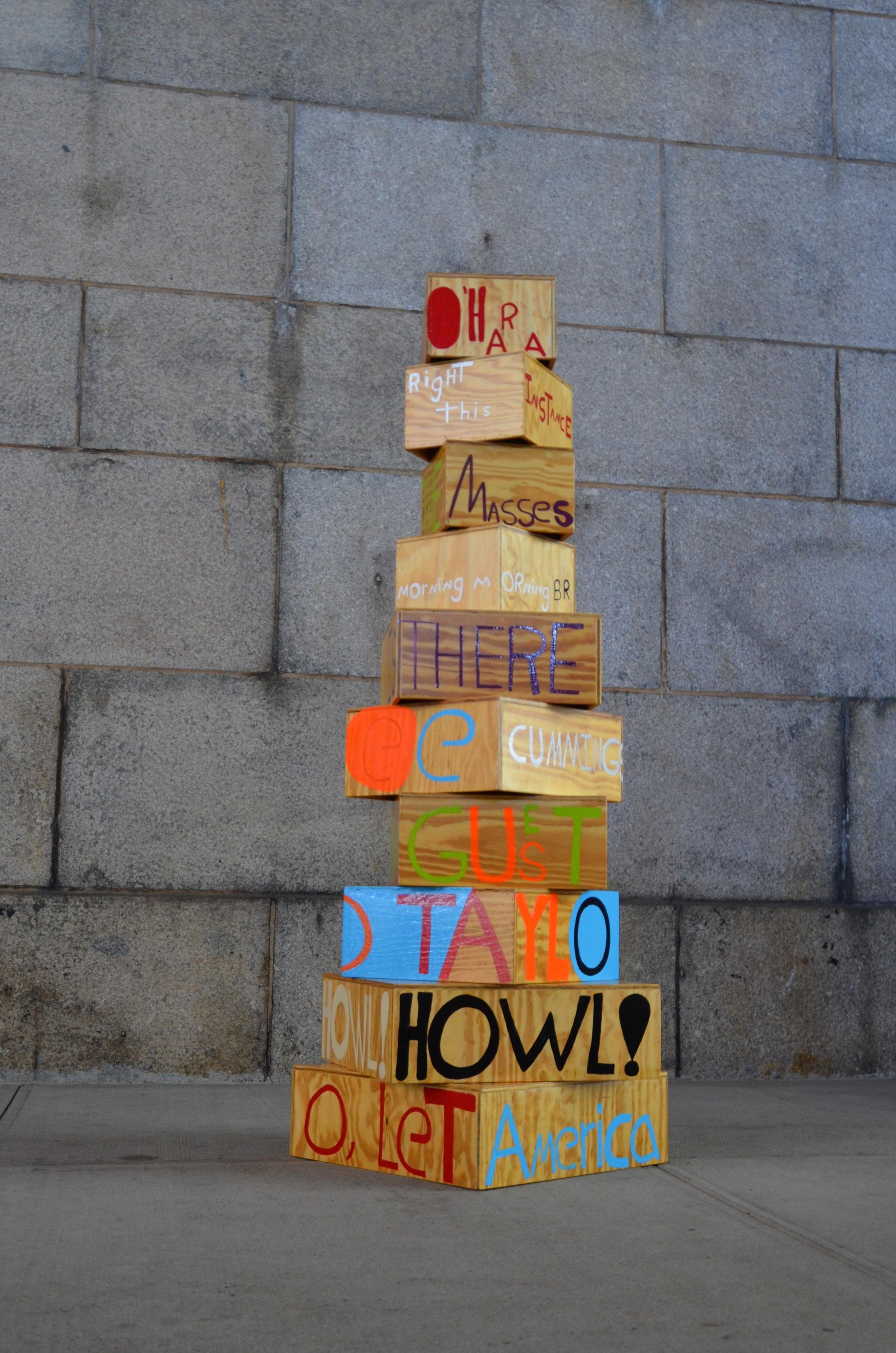 Poet Sculpture, DUMBO Arts Festival, Brooklyn, NY 2013.jpg