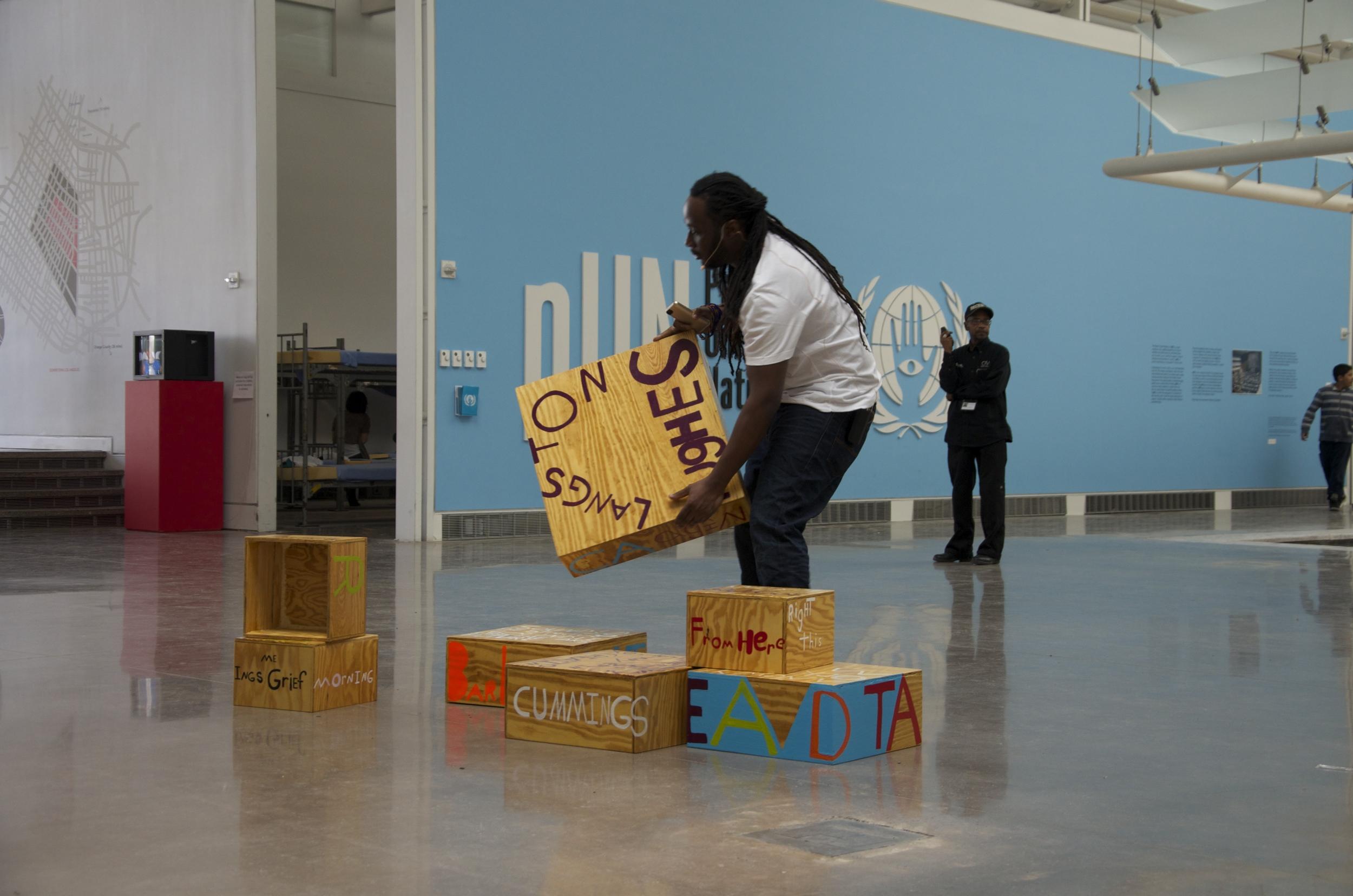 Poet Sculpture, Queens Museum, Michael Taylor, Queens, NY 2014.jpg