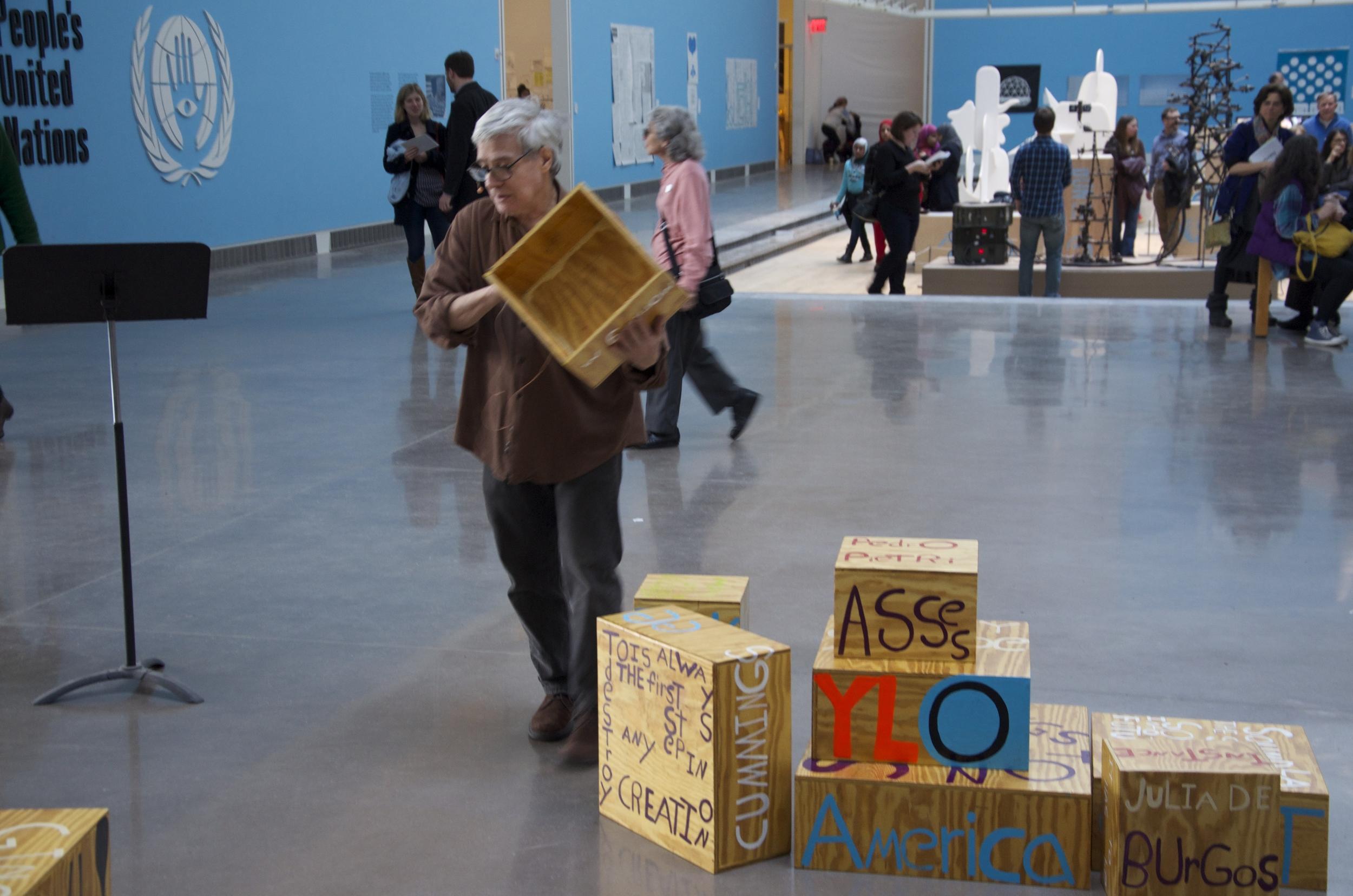 Poet Sculpture, Queens Museum, Steve Dalachinsky, Queens, NY 2014.jpg.jpg