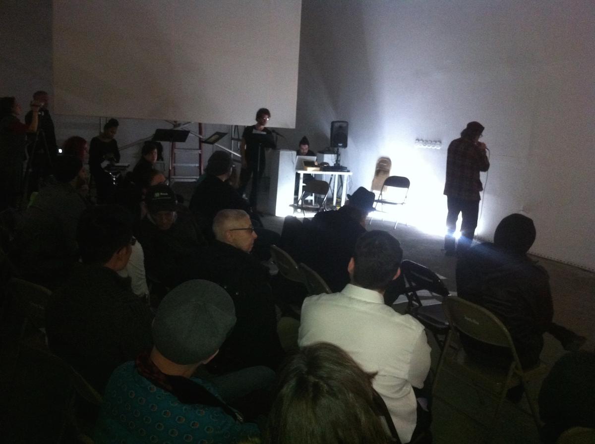 Uncaged, White Box Art Center, New York, NY, 2012.4.JPG