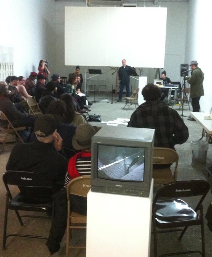 Uncaged, White Box Art Center, New York, NY, 2012.1.JPG