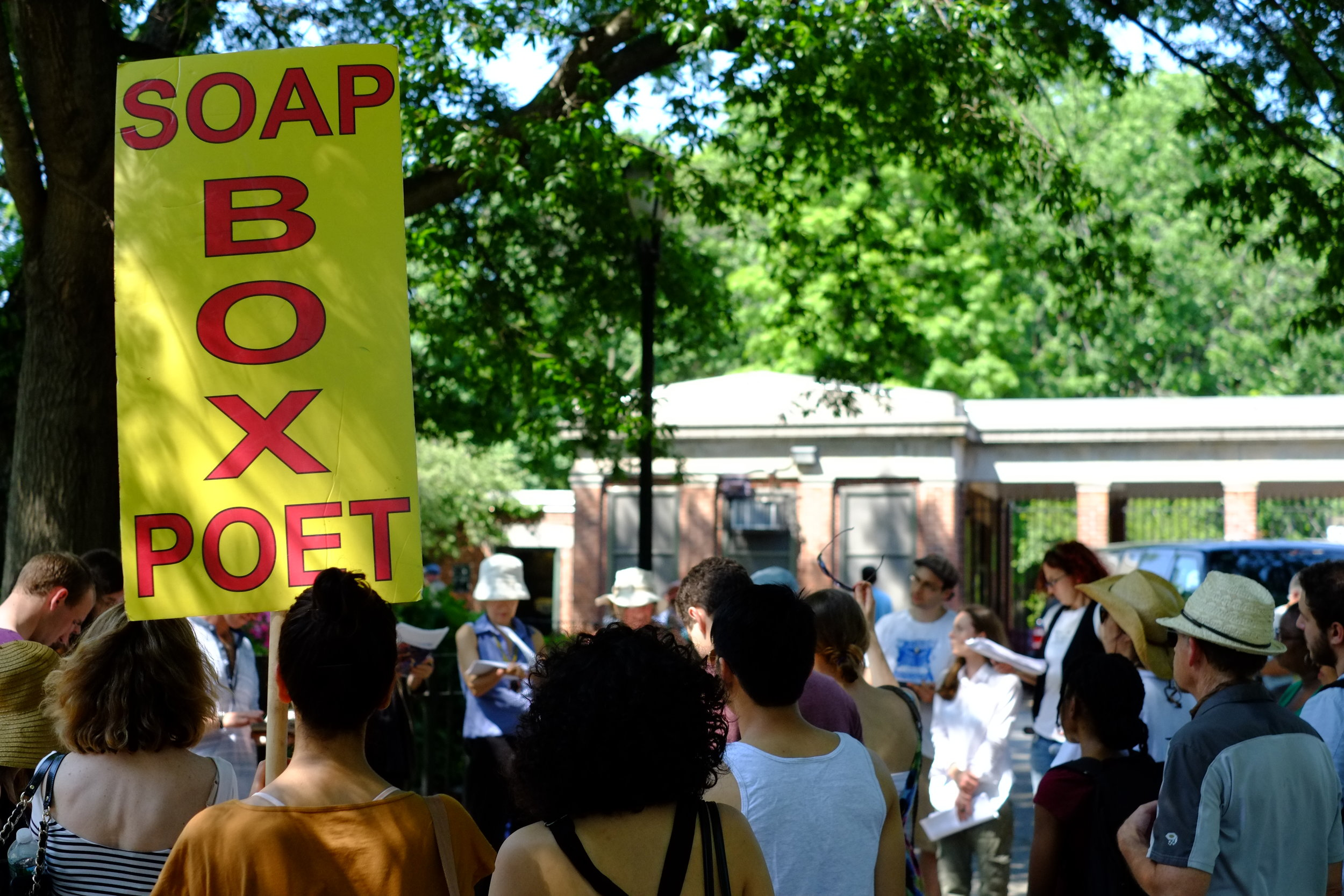 Soap Box Poets, Howl Festival, Group Reading, New York, NY, 2013.1.JPG