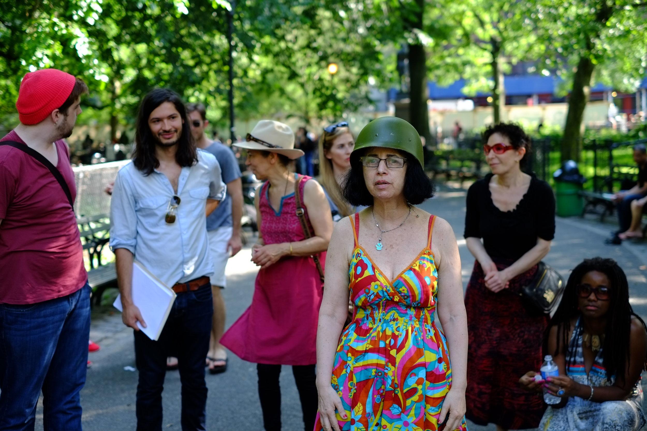 Soap Box Poets, Howl Festival, Group Reading, New York, NY, 2013.4.JPG