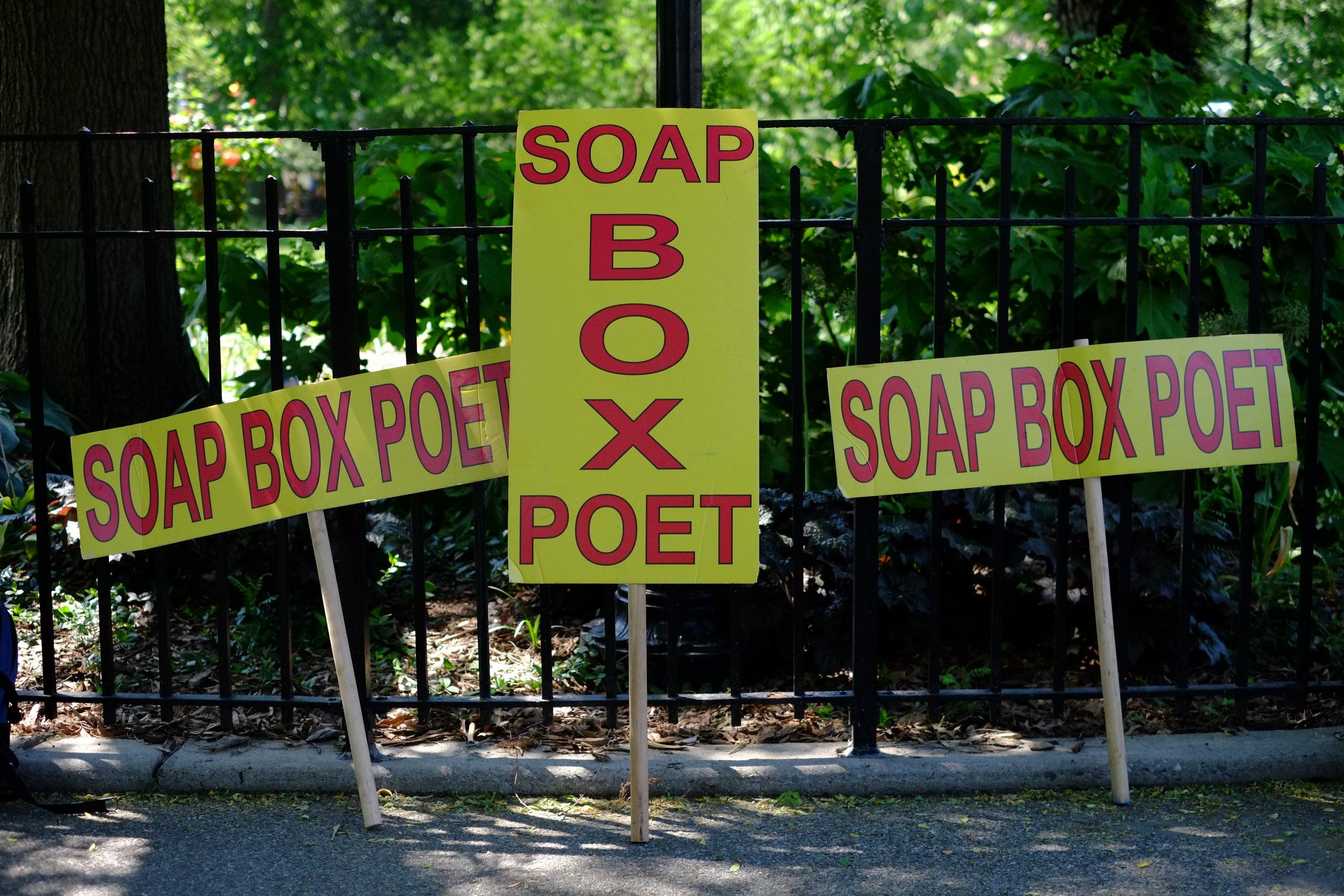 Soap Box Poets, Howl Festival, New York, NY, 2013.JPG