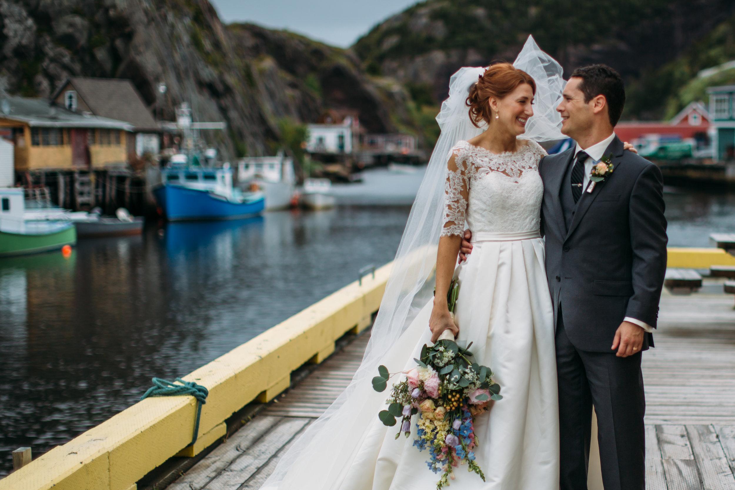 Quidi Vidi, St. John's Wedding