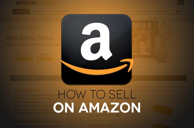 美国亚马逊网站销售与管理