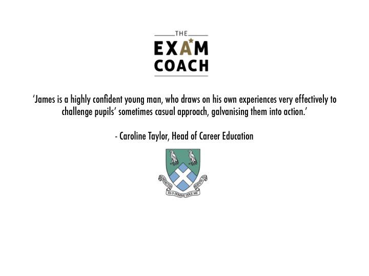 Speakers For School - GCSE