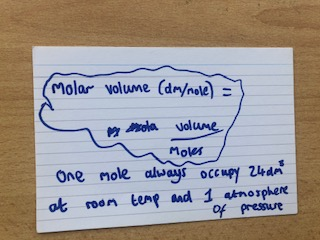 GCSE Chemistry Flashcards Molar Volume.jpeg