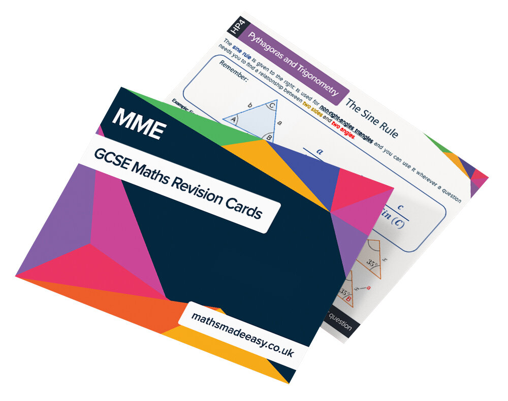 GCSE Maths Revision Cards.jpg