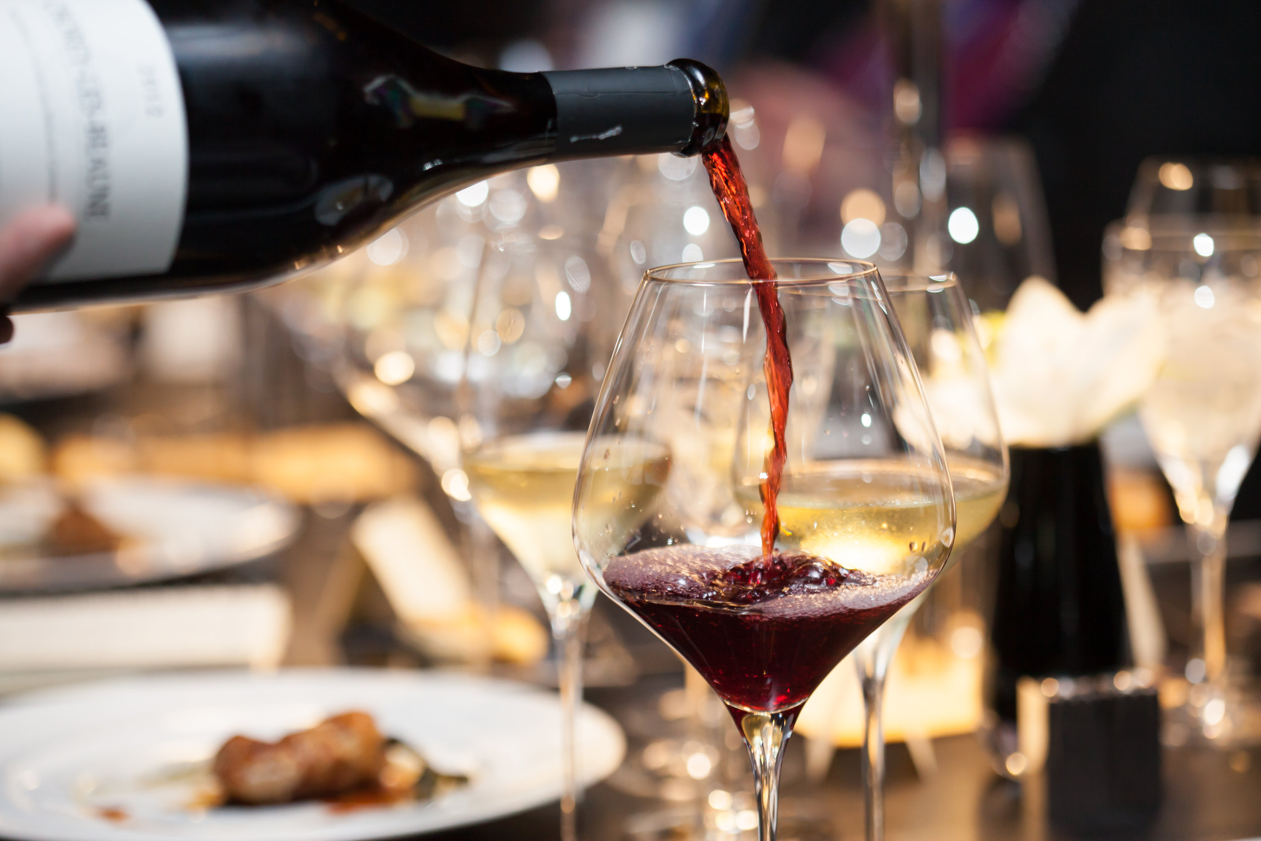 WINE & FOOD EVENTS -