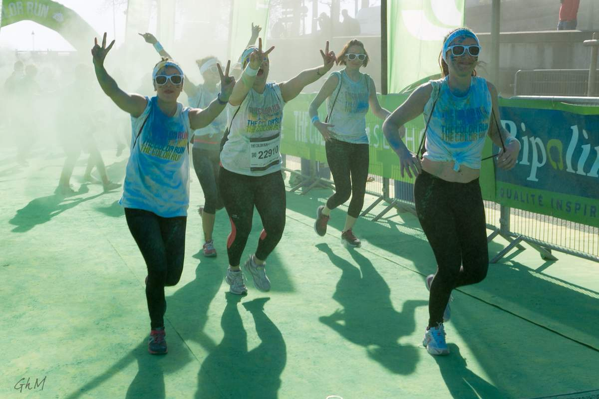 Color Run Paris 2015