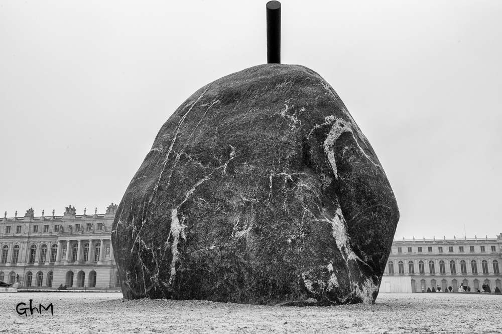 Versailles contemporain: Exposition Lee Ufan
