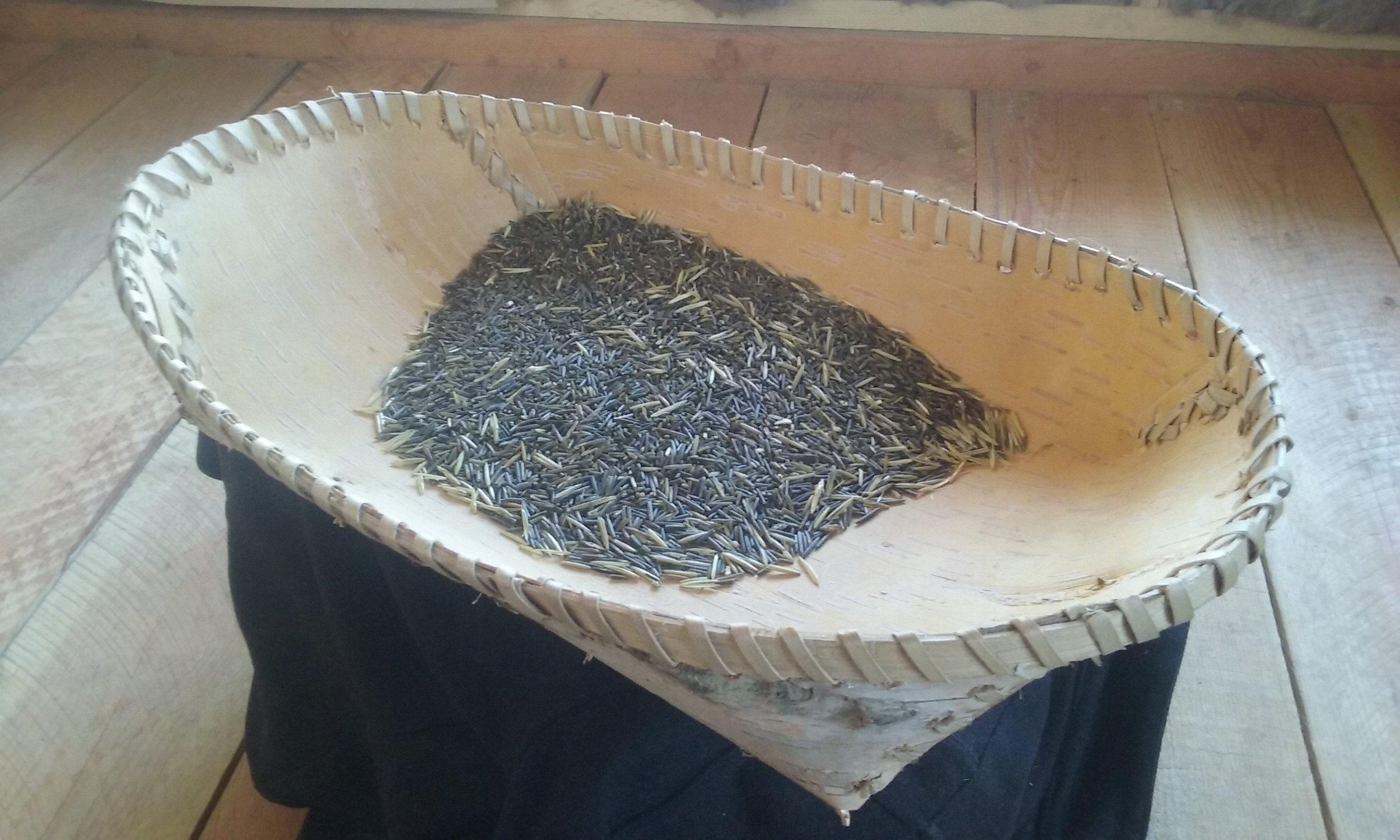 Processed Wild Rice, Mmyum!