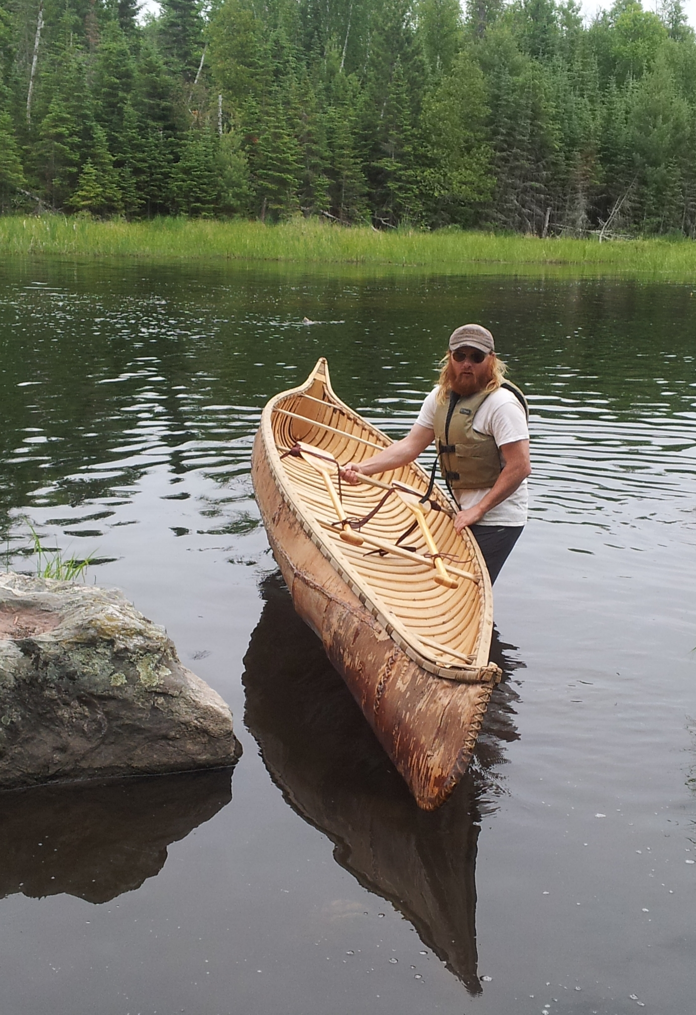 We have made traditional wilderness living skills and learning all there is to know about the Wilderness ecosystem our business because we love it, we live it, and we want to share it with You!