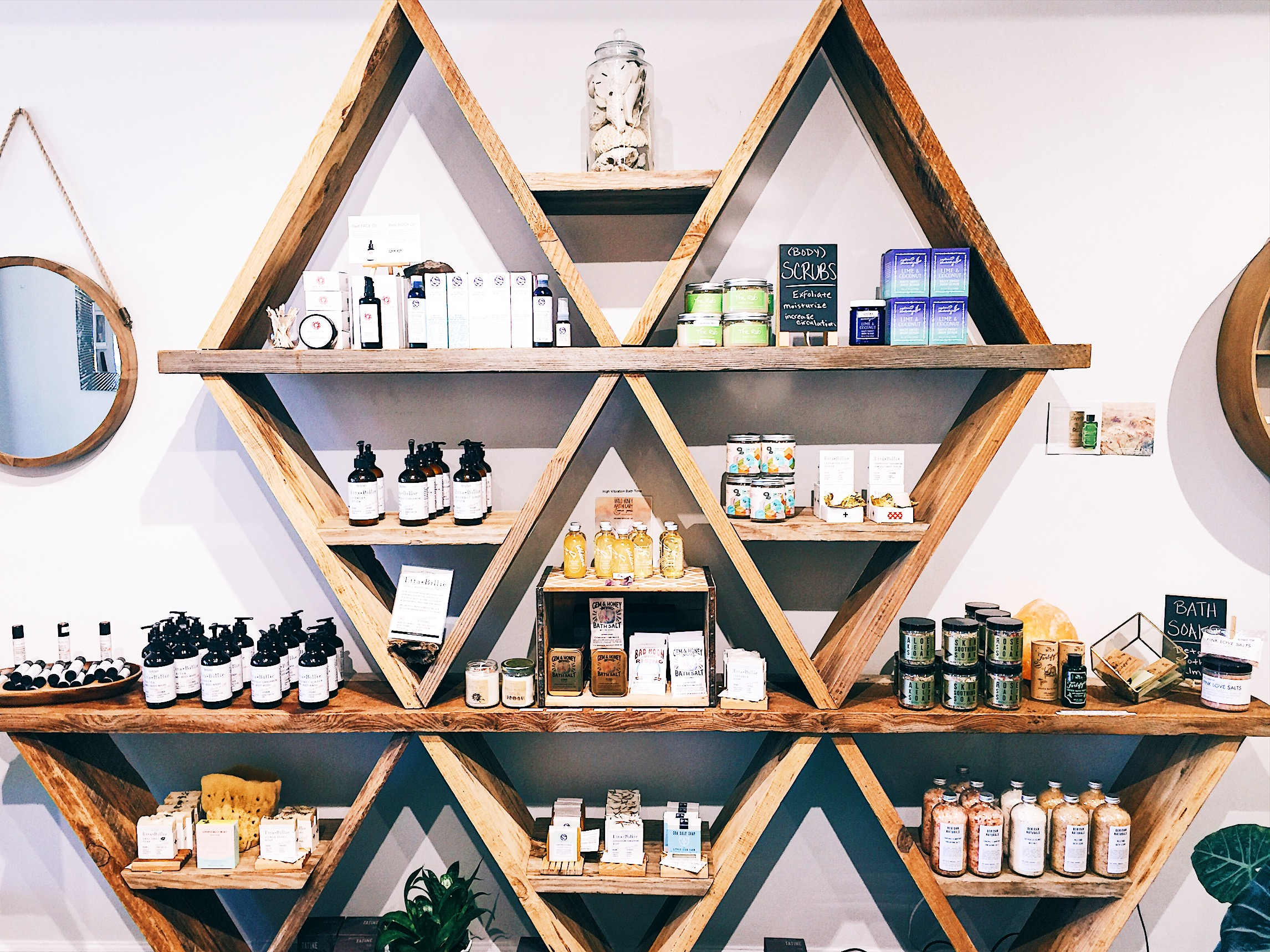 Wildcraft is an indie boutique specializing - in self-care rituals with a healthy, nontoxic focus. We opened our doors February 2016.