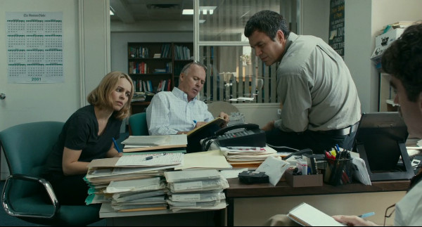 Journalism won an Oscar on Sunday and this essay celebrates editors. Get it?