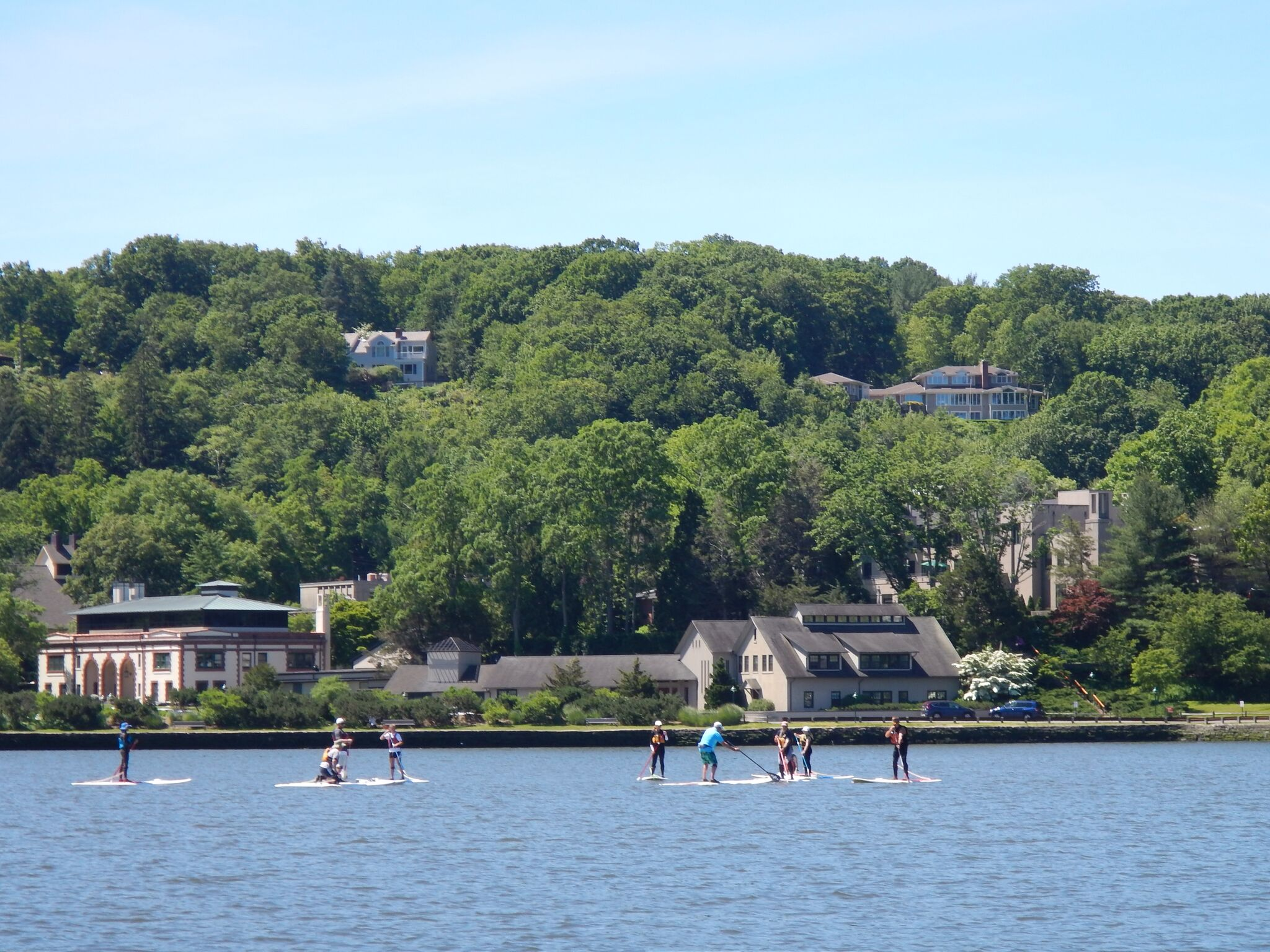 SUP Class Cold Spring Harbor - June 2016