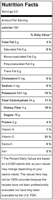 matcha ice cream nutrition facts