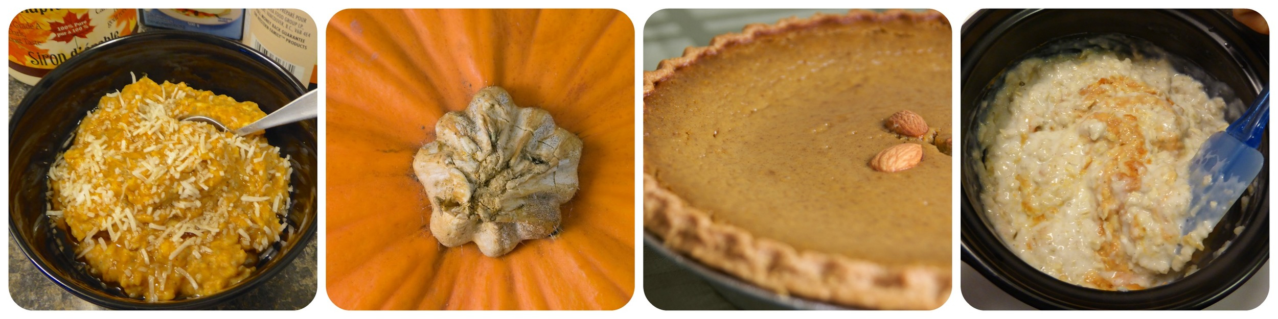 pumpkin pie oatmeal 2