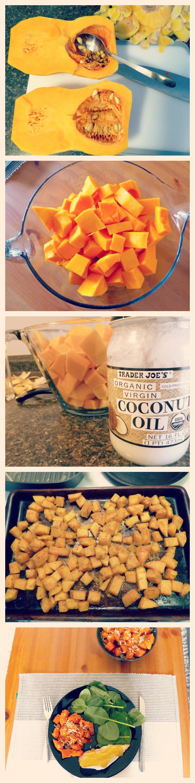 Sweet Curry Butternut Squash