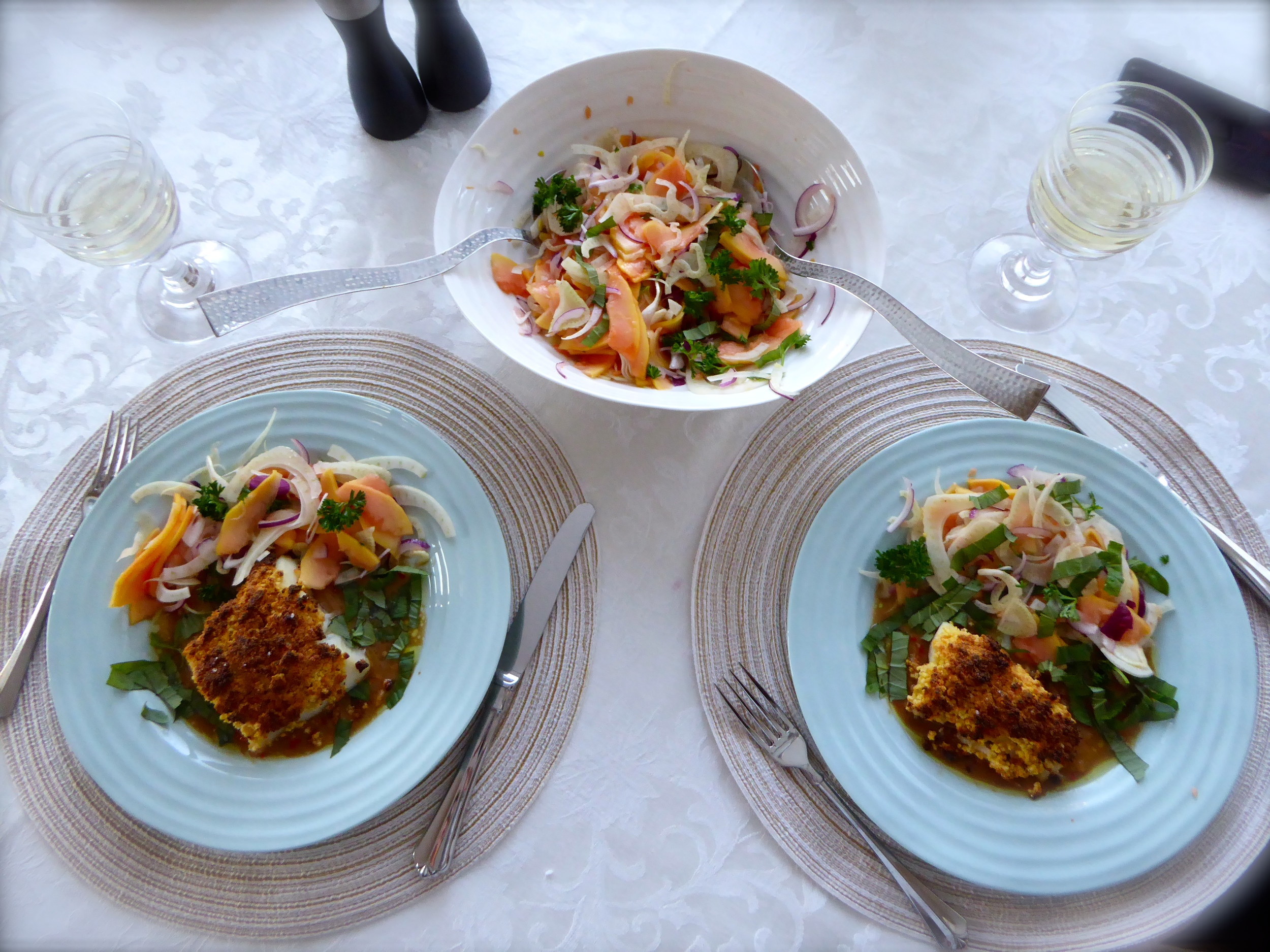 Thai Papaya Salad 3
