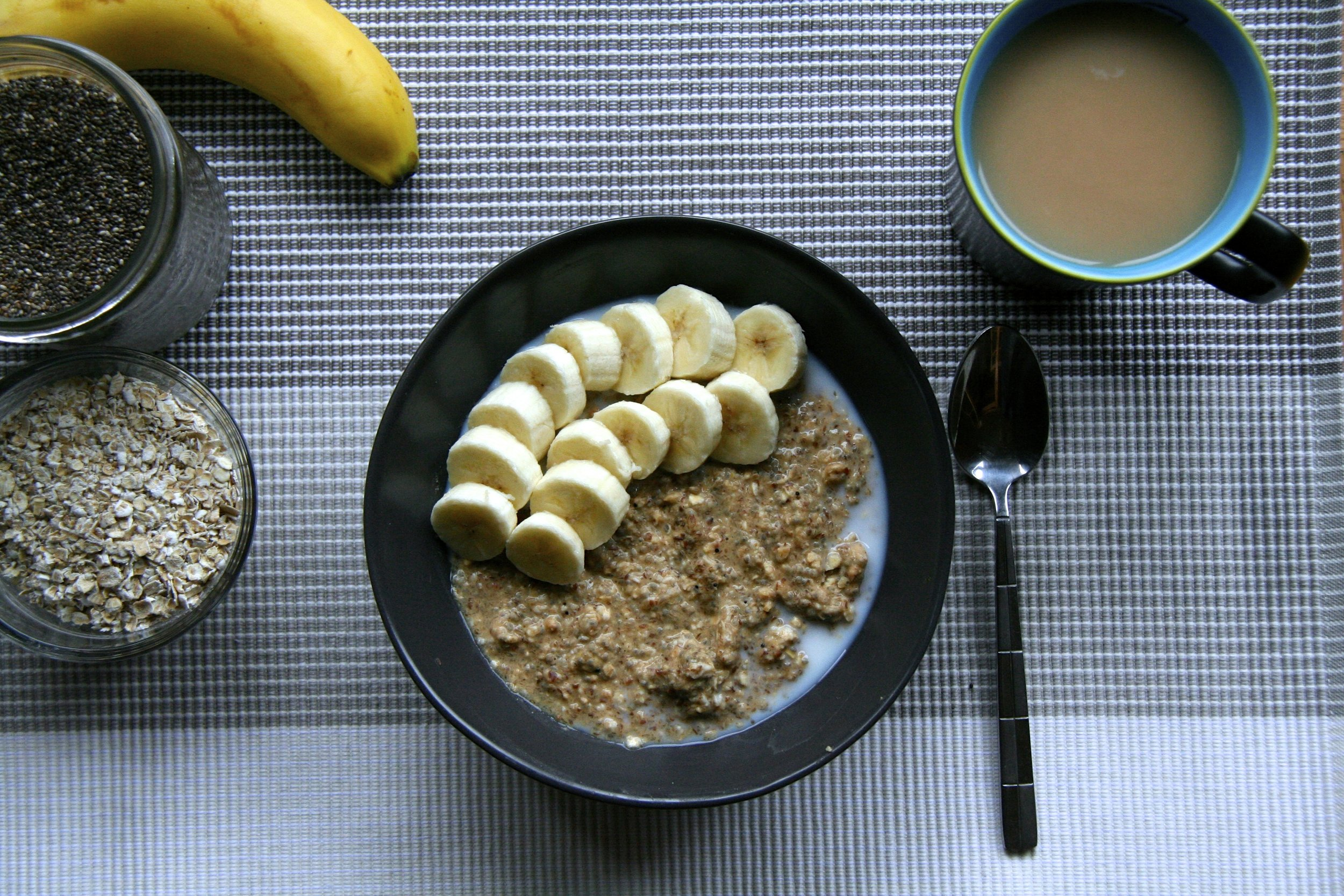 Better Instant Oatmeal