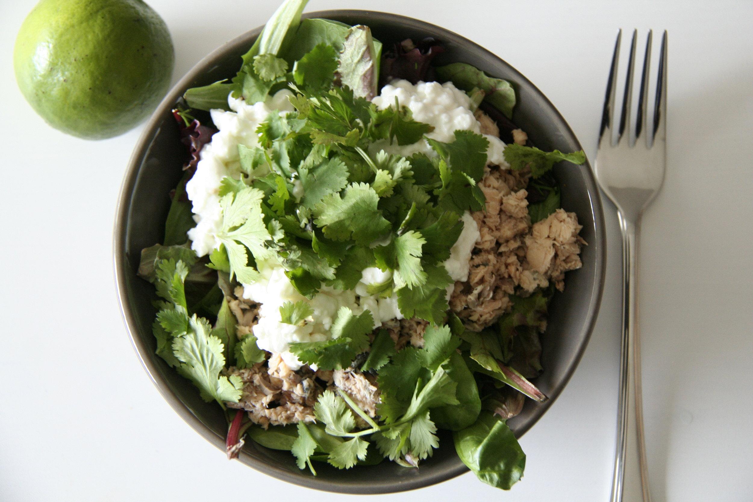 Omega Lunch Salad 3
