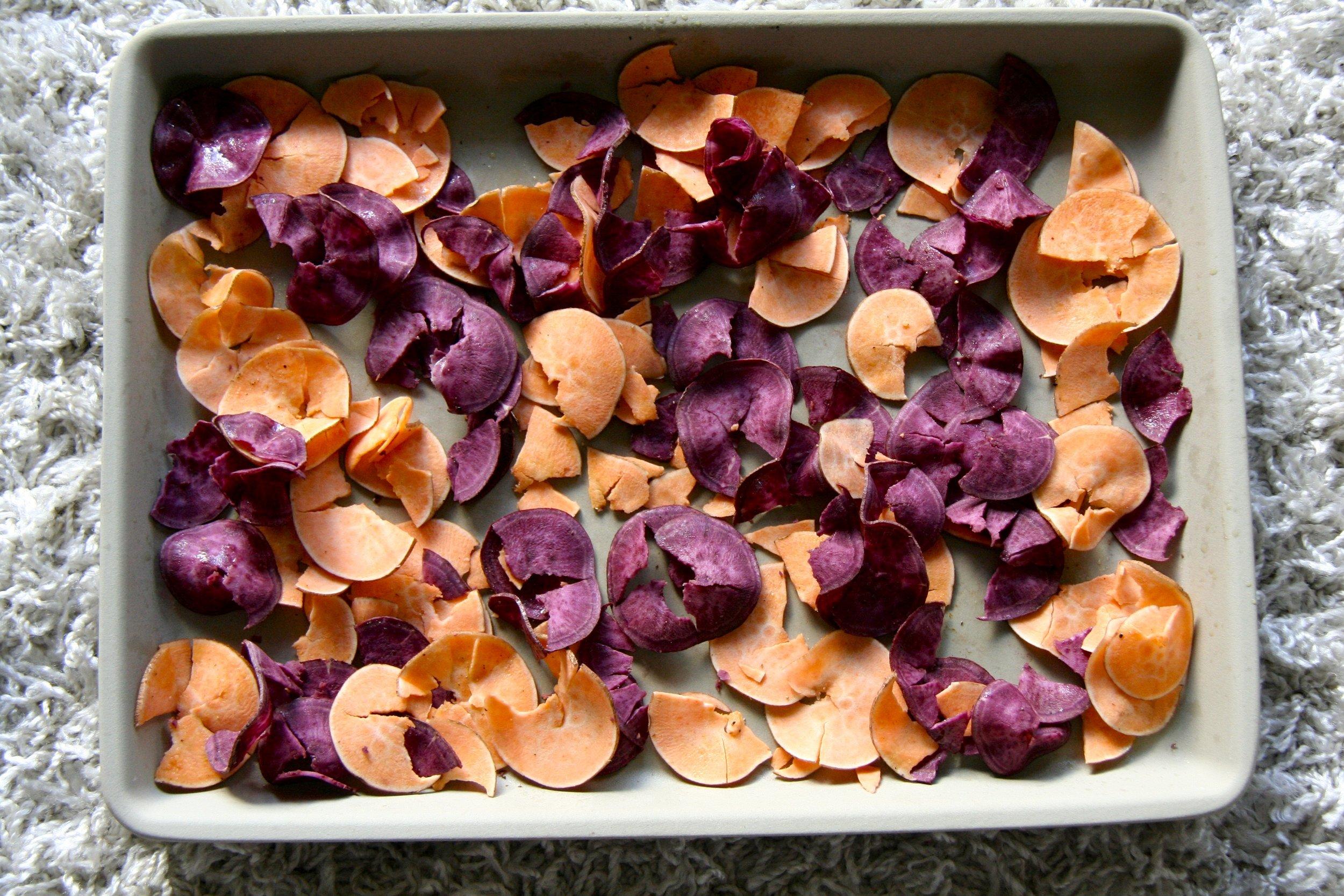 sweet potato chips 2