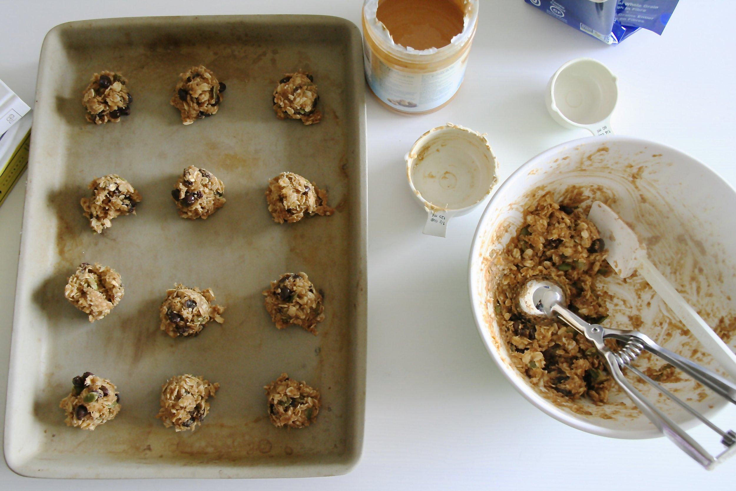 trail mix cookies 1