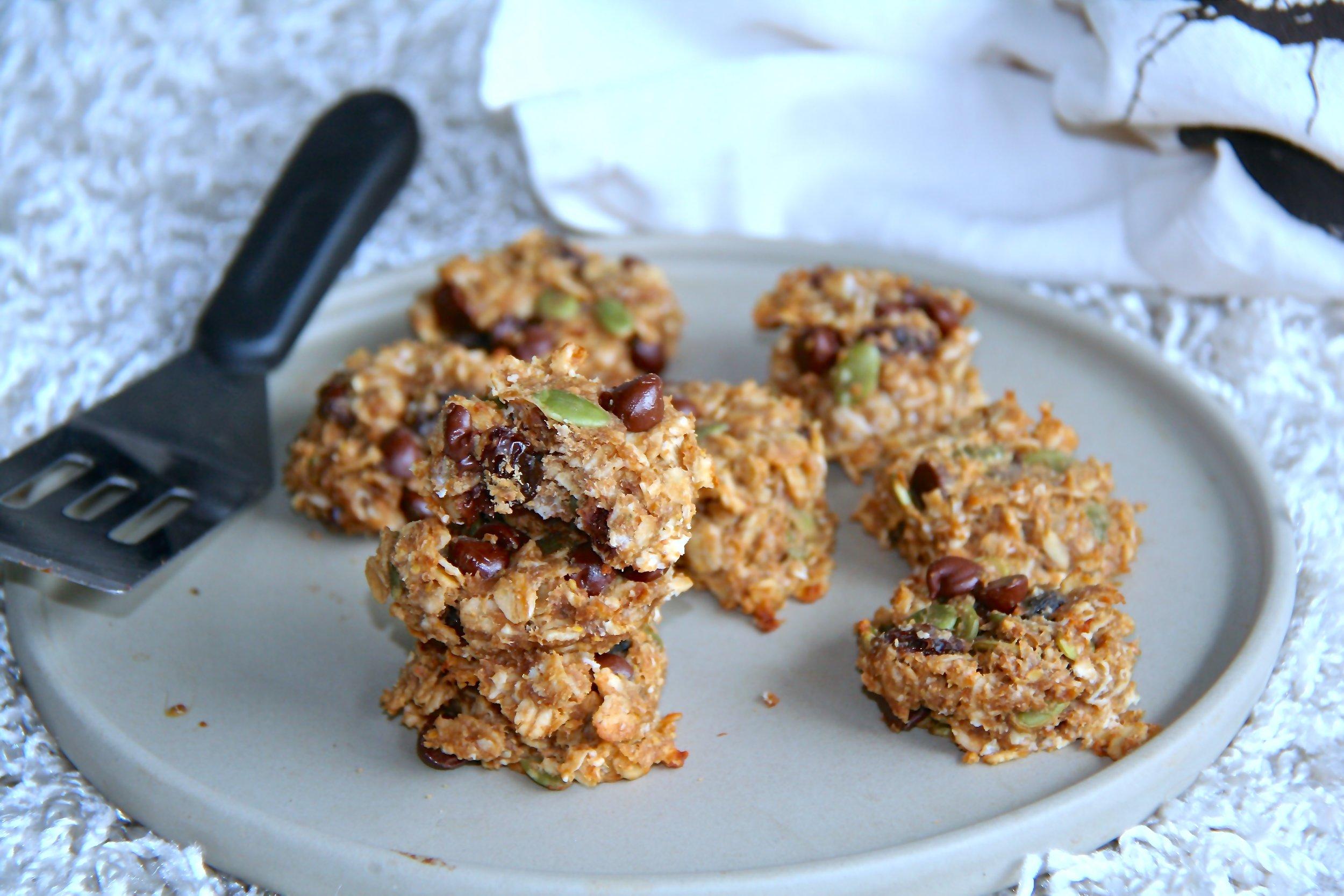 trail mix cookies 2