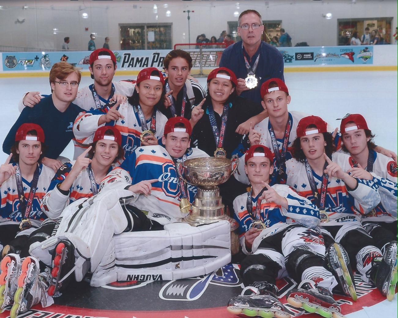2017 Team Ontario 2000AAA State Wars Champions