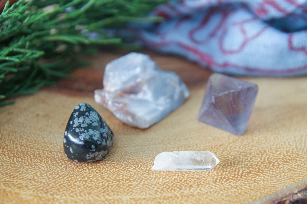 for the deep exhalation gemstone bundle