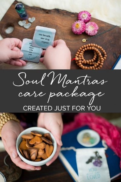 soul mantras care package