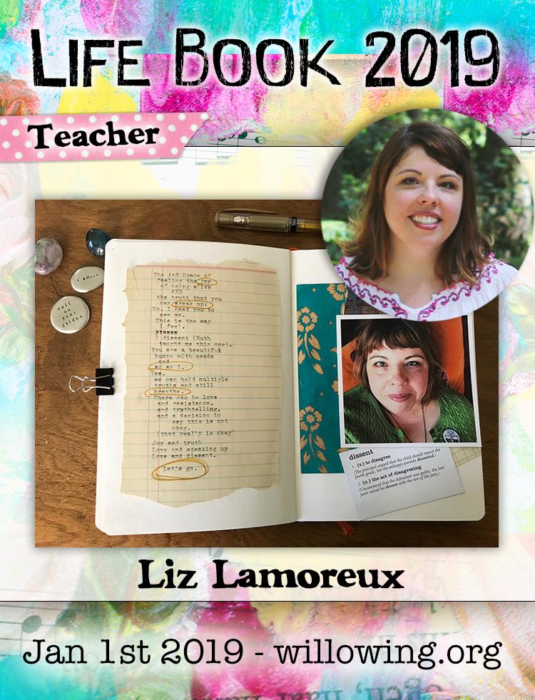 life book liz lamoreux